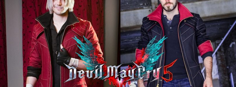 Coser/铁粉忍痛都要入手呀!《Devil May Cry 5》但丁同款外套推出:红黑双色款,售约RM2136!
