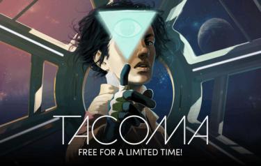 免费领至3月24日!Humble Bundle限时送出特好评科幻游戏–《TACOMA》!