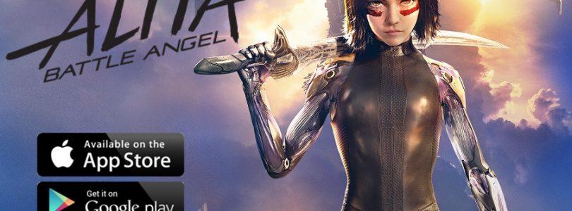 改编自电影,《Alita:Battle Angel》手游正式上架双平台!体验对抗邪恶力量!