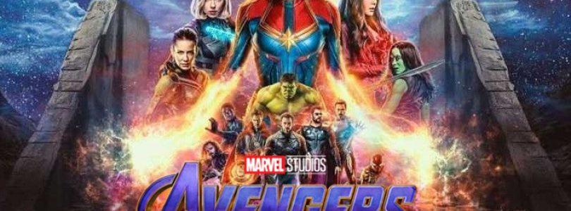 【多图】新一批大量《Avengers:ENDGAME》海报曝光!粉丝赶紧收藏!