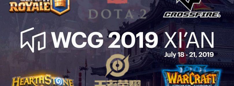 WCG 2019六款电竞赛事游戏公布:《王者荣耀》、《Dota 2》、《HearthStone》等!