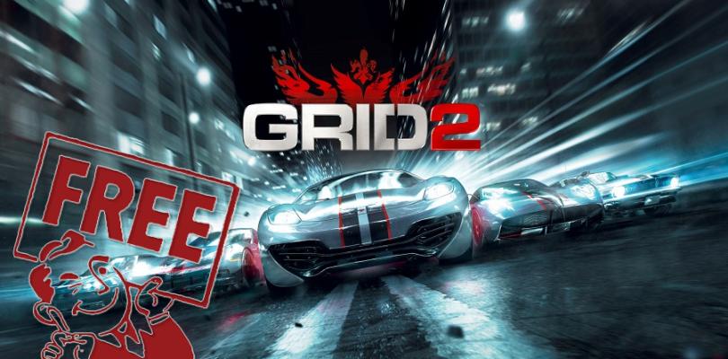 让你无需付钱体验超跑的快感!Humble Bundle限时免费领《GRID 2》!