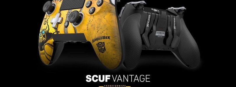 手快有手慢无!PS4定制版《BUMBLEBEE》限量手柄发布:售约RM799!