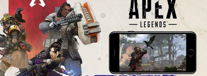 EA透露:《Apex Legends》即将推出手游版!或与中国腾讯合作?!