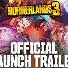 《无主之地 3》Borderlands 3全新预告片释出:更多反派、友方角色亮相,9月13日上市!